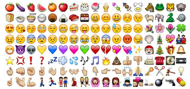 136-different-whatsapp-emojis